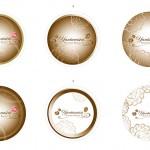 yantarasiri identity design coaster