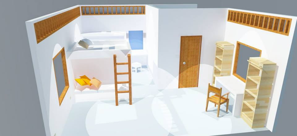 bedroom 3d design