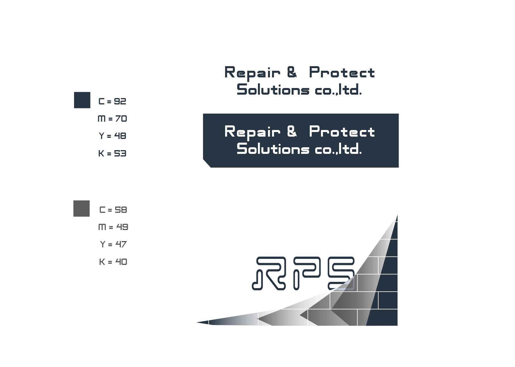 Rps logo blueprint design logo design rps malvernweather Gallery