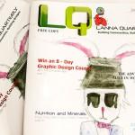 LQ magazine (printing chiang mai)