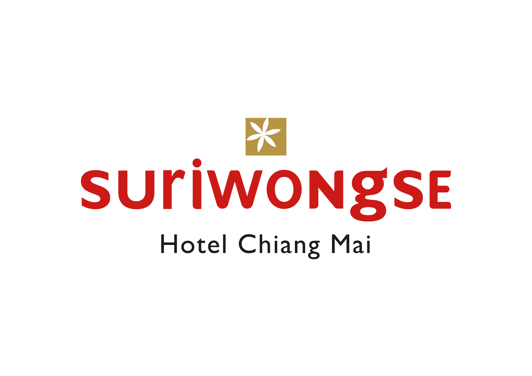 corporate identity design for suriwongse hotel chiang mai