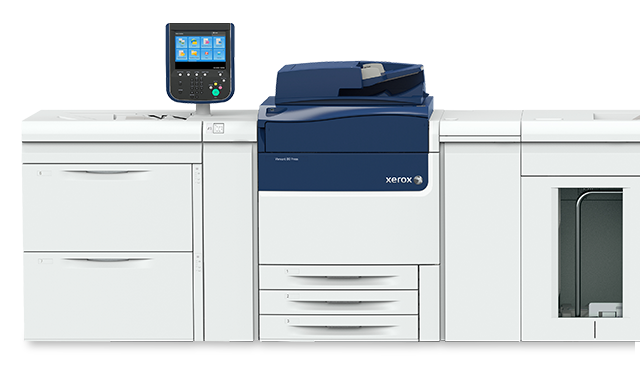 printing on demand with versant 80 press